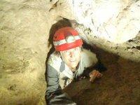 Caving induction in Sierra de las Nieves