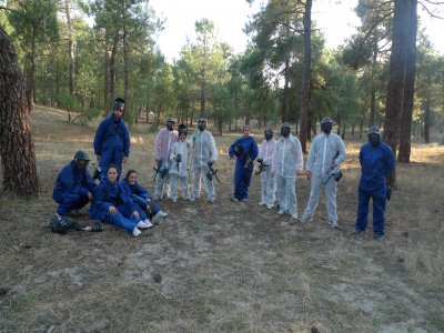 Naturaltur Paintball