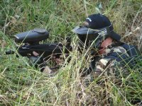Paintball in Segovia for groups