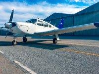 Avioneta Piper