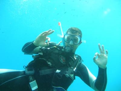 Curso PADI Scuba Diver en la costa de Calpe