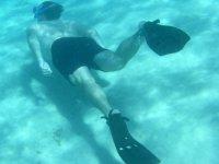 浮潜和潜水
