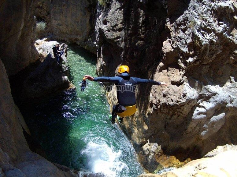 Barranco de Río Verde