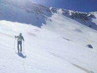 Raquetas de Nieve en Sierra Nevada