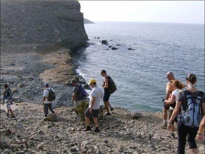 Desde Santa Lucía; Gran Canaria paso a paso