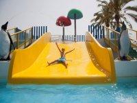 Kids water slide in Vera