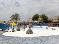 Zona infantil parque Aquavera