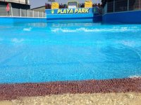 tenemos piscina de olas