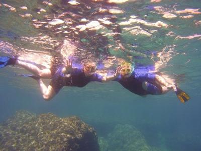 Snorkel desde playa en Calpe, 1h 30 minutos