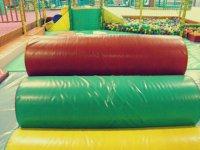 many playgrounds