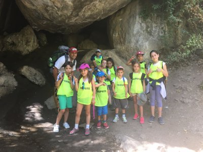 Integral Sierra Nevada Campamentos Multiaventura