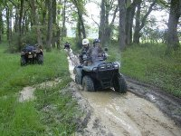 Two-seater quads