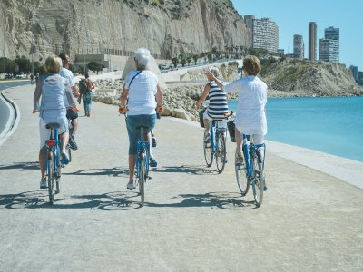 Blue Bike / Rental & Tours