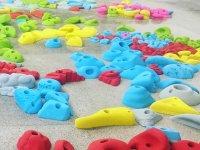 Rocodromo for children's parties