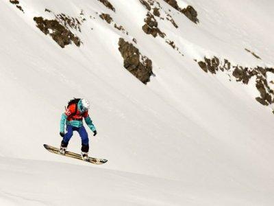 Vallnord Andorra Snowboard