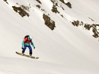 与单板滑雪双飞