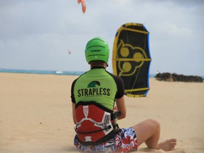Strapless Kite and Surf School