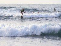 maniobra de surf