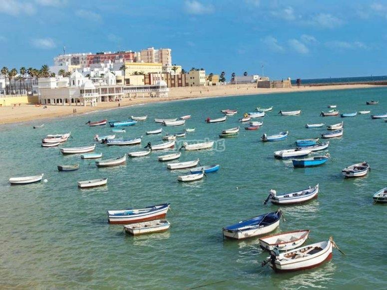 Fondeo Playa La Caleta