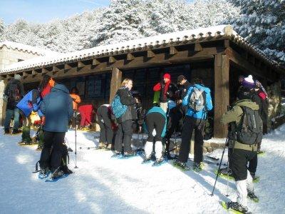 La Pedriza Compañía de Guías Raquetas de Nieve