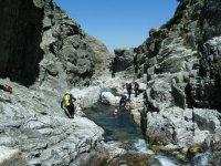 In the Nava ravine