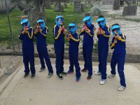 Paintball to celebrate birthday party in Turre