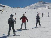 Viajes de snowboard