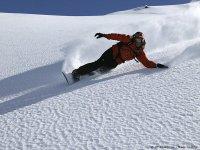 Big Ski Snowboard