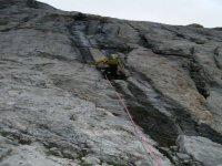 cuerda escalada