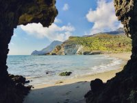 Visitando la costa de Almeria