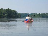 Alquila un kayak monoplaza