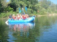 木筏漂流导航帆船