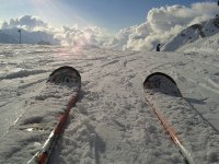 Aprende a andar con esquís