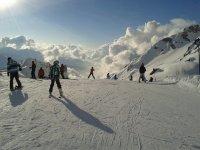 Ven a hacer nuestras excursiones de esquí de fondo