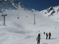 Rutas de esquí de montaña