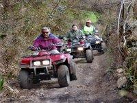 Disfruta de una ruta en quad