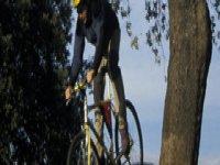 Descenso en bicleta de montaña