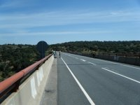 puente bicicleta