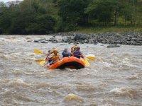 Desciende ríos