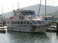 barco garoa