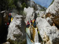 Canyoning with those of work