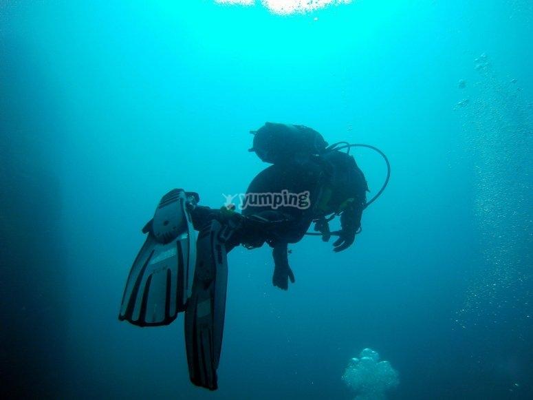 Snorkel Playa de la Azohía