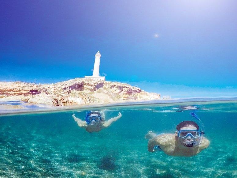 Snorkel Cabo de Palos