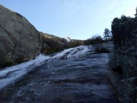 Cascadas en El Chorro