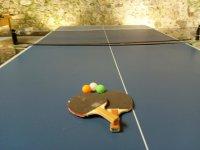 Sport al chiuso con ping pong