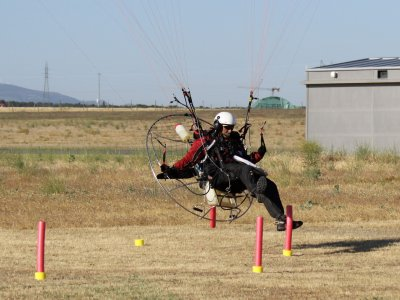 20-Minutes Two-Seater Paramotor Flight in Vizcaya