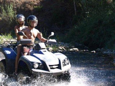 Tour en quad biplaza Costa del Sol 6 horas