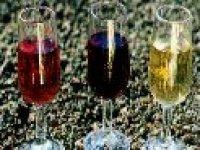 Vinos de colores