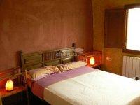 Dormitorio alojamiento