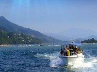 Paseo en barco por Tarifa